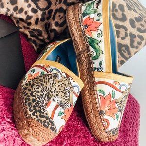 Dolce and Gabbana espadrilles